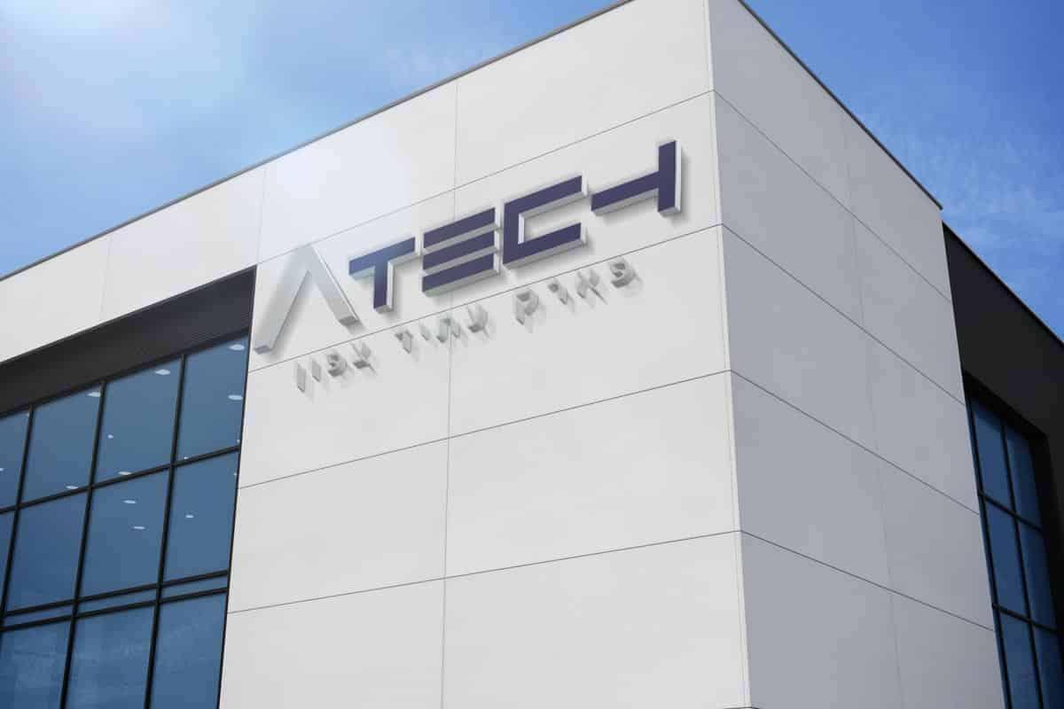 Atech - מיתוג
