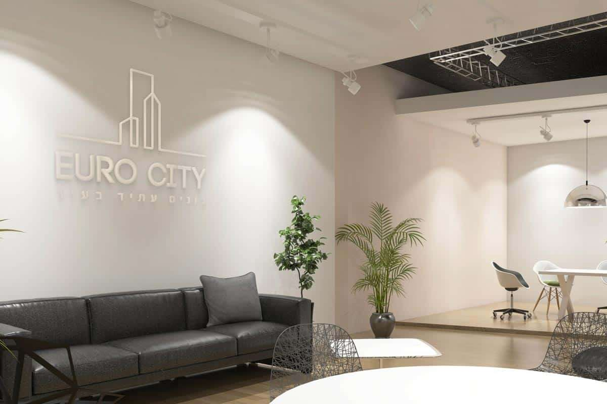 Euro city - מיתוג עסקי