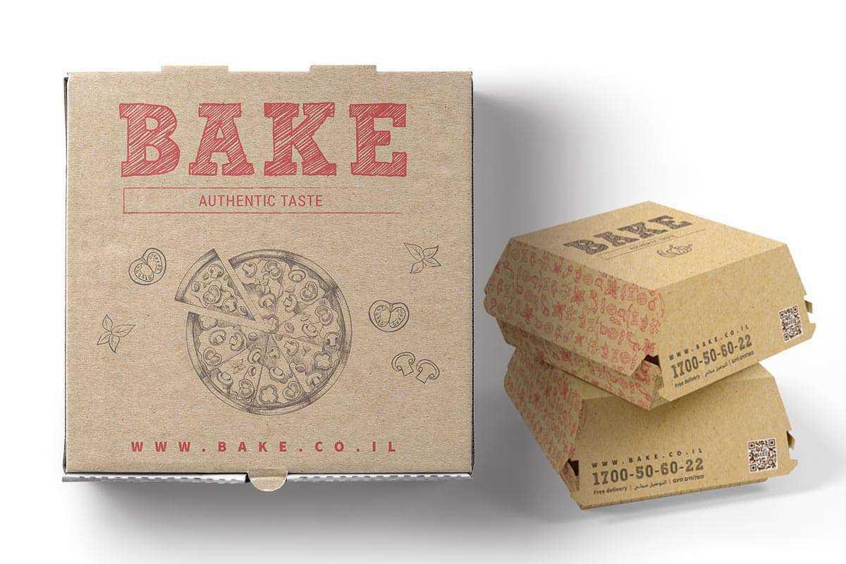 Bake - מיתוג