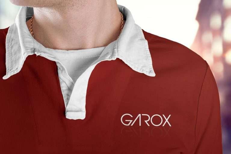 Garox - עיצוב לוגו