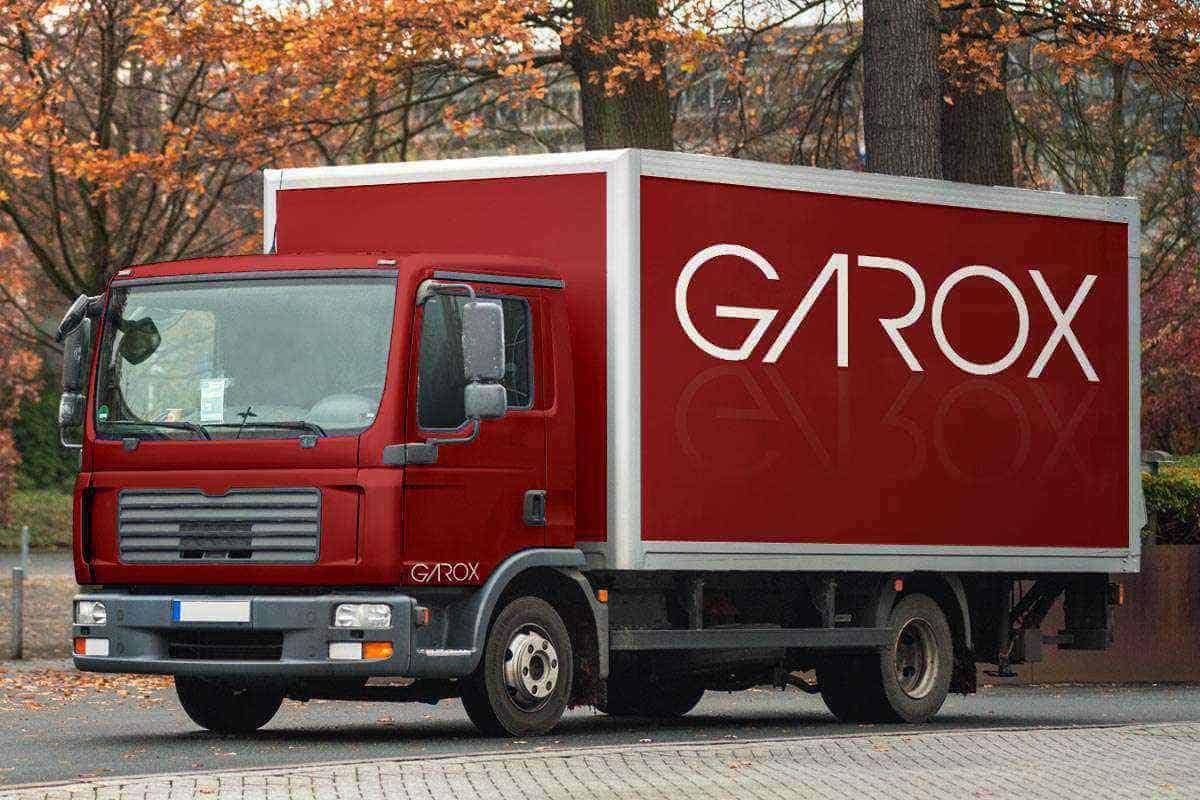 מיתוג עסקי לחברת Garox