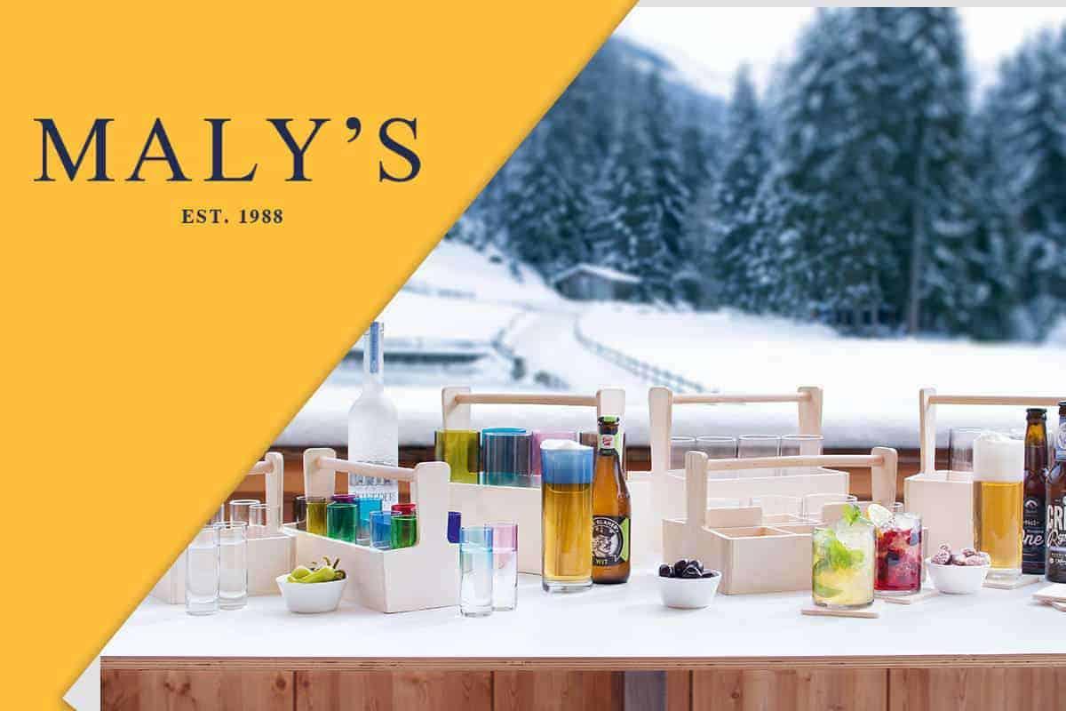 מיתוג עסקי חברת Maly's