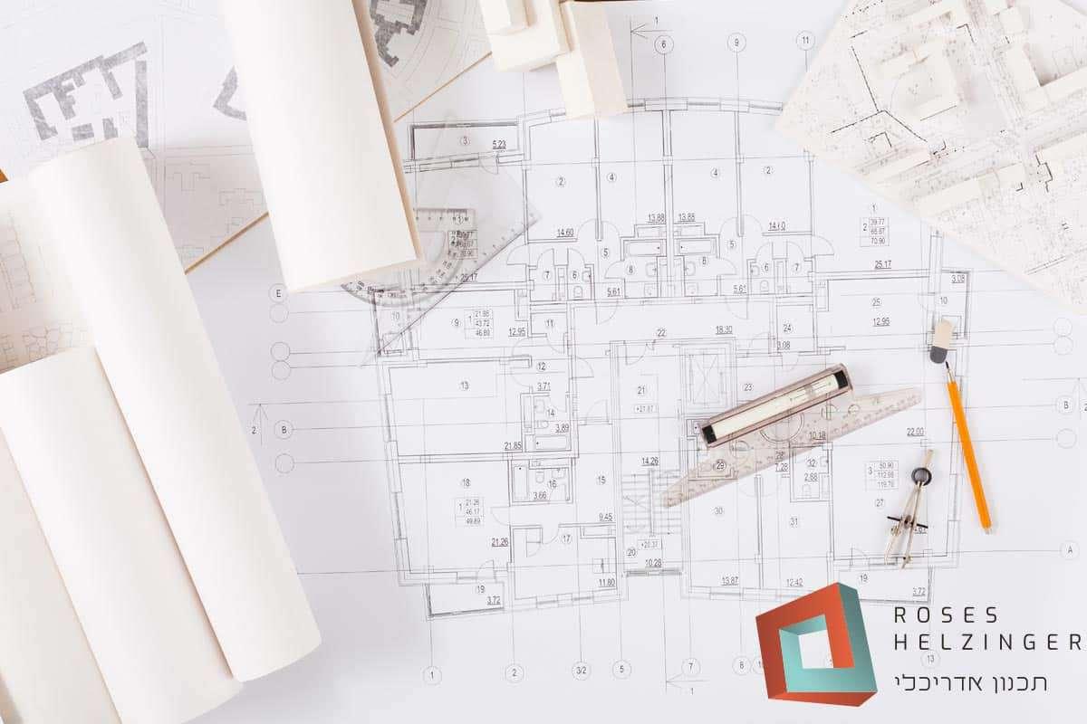 מיתוג עסקי לרוזס אדריכלים