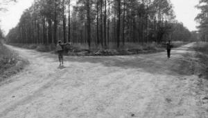 """סצנת הסיום מתוך הסרט """"נרדפי החוק"""" (בימוי: ג'ים ג'רמוש, 1986)"""