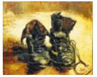 ציור של ואן גוך, המאה ה-19